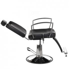 Fotel Barberski Lumber BH-31823 Brązowy #9