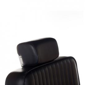 Fotel Barberski Lumber BH-31823 Czarny #7
