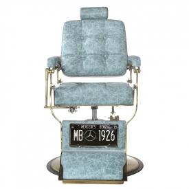 Gabbiano Fotel Barberski Boss Marmur #3