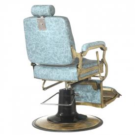 Gabbiano Fotel Barberski Boss Marmur #4