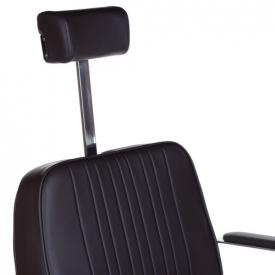 Fotel Barberski HOMER II BH-31275 Brązowy #5