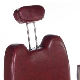 Fotel Barberski HOMER II BH-31275 Czerwony #3