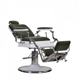 Fotel Barber Maestro Zielony #2