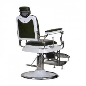 Fotel Barber Maestro Zielony #4