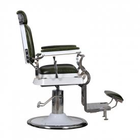 Fotel Barber Maestro Zielony #5