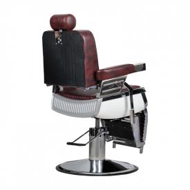 Fotel Barber Bordo #7
