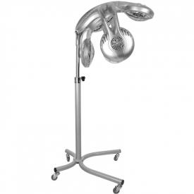 Gabbiano Infrazon Stojący GL-505S Srebrny #4