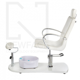 Fotel do pedicure z masażerem stóp BR-2308 #1