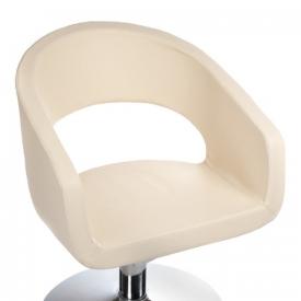 Fotel Fryzjerski Paolo BH-8821 Kremowy #3