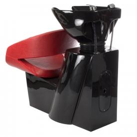 Myjnia Fryzjerska Paolo BH-8031 Czerwona #2
