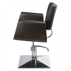 Fotel Fryzjerski Vito BH-8802 Brązowy #3
