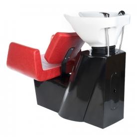 Myjnia Fryzjerska Vito BH-8022 Czerwona #2
