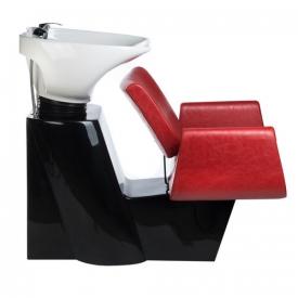 Myjnia Fryzjerska Vito BH-8022 Czerwona #3