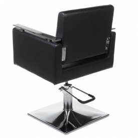 Fotel fryzjerski MILO BH-6333 czarny #3