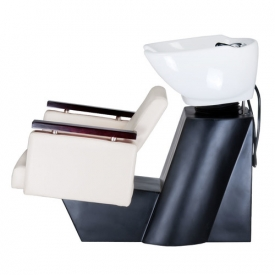 Myjnia Fryzjerska MILO Kremowa BD-7825 #4