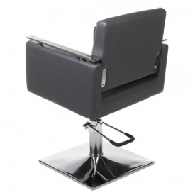 Fotel fryzjerski MILO BH-6333 szary #2