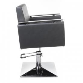 Fotel fryzjerski MILO BH-6333 szary #4