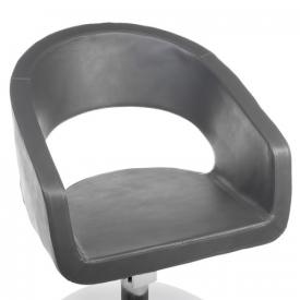 Fotel Fryzjerski Paolo BH-8821 Szary #5