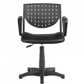Gabbiano Fotel Fryzjerski A294 Czarny #4
