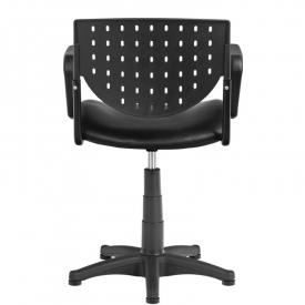 Gabbiano Fotel Fryzjerski A294 Czarny #6
