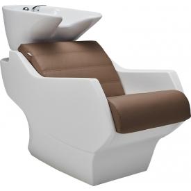 Myjnia Fryzjerska Technology Misa Biała, Z Masażem Wibracyjnym #2