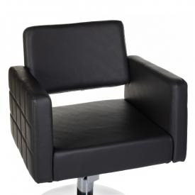 Fotel Fryzjerski Ernesto Czarny BM-6302 #4