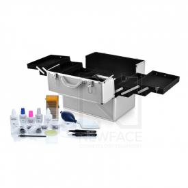 Syis - Zestaw Rzęsy 4 + Kufer Kosmetyczny