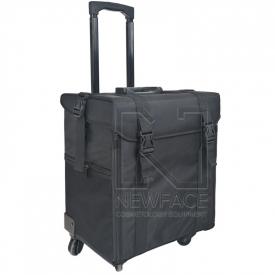Kufer Look Materiałowy 019 Czarny #1