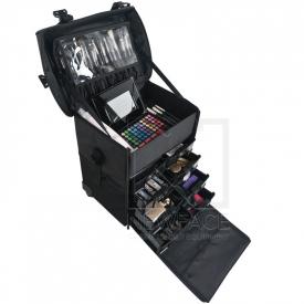 Kufer Look Materiałowy 019 Czarny #4