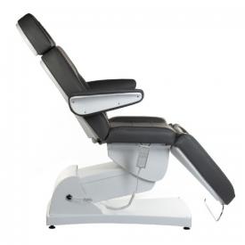 Elektryczny fotel kosmetyczny Bologna BG-228 szary #2