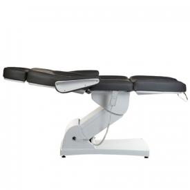 Elektryczny fotel kosmetyczny Bologna BG-228 szary #3