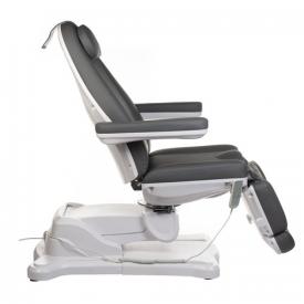 Elektryczny fotel kosmetyczny Mazaro BR-6672 Szary #3