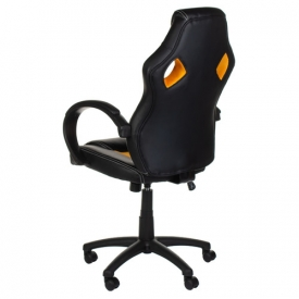 Fotel gamingowy Racer CorpoComfort BX-2052 Pomarań #3