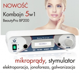 Beauty Pro BP200 - kombajn 5w1
