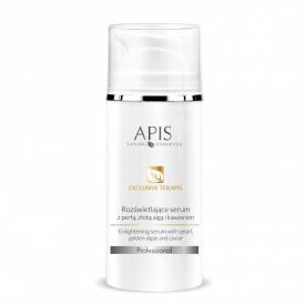 APIS Exclusive Terapis Rozświetlający Serum Pod Oczy 50ml