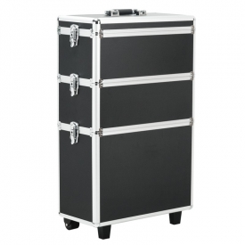 Kufer Kosmetyczny S-013b Black #1