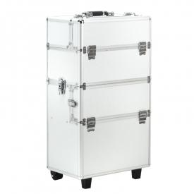 Kufer Kosmetyczny S-025 Silver