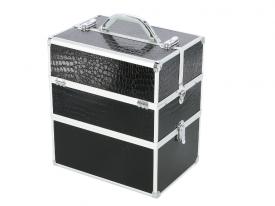 Kufer Kosmetyczny NS06A+ Black Croco
