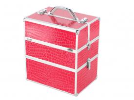 Kufer Kosmetyczny NS06+ A Pink Strip - Paski