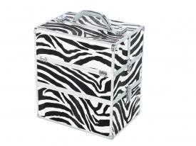Kufer Kosmetyczny NS06A+ Black Croco #3