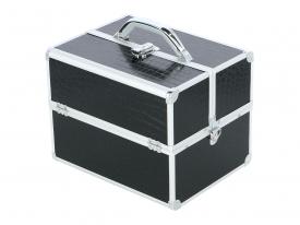 Kufer Kosmetyczny PB1201 Black Croco