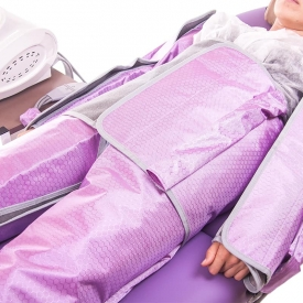 Urządzenie do presoterapii i drenażu limfatycznego Zemits Sisley #7
