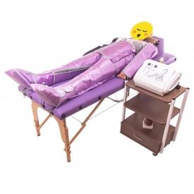 Urządzenie do presoterapii i drenażu limfatycznego Zemits Sisley #9