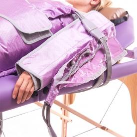 Urządzenie do presoterapii i drenażu limfatycznego Zemits Sisley #10