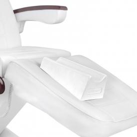 Podnóżek do pedicure na fotel act biały #1