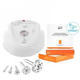 Urządzenie mikrodermabrazja am60 + cellulogia + kosmetyki syis #1