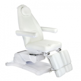 Elektryczny fotel kosmetyczny Mazaro BR-6672C Szar