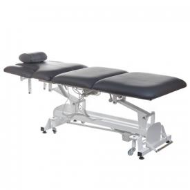 Elektryczny stół rehabilitacyjny BT-2120 szary