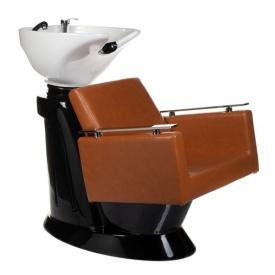 Myjnia fryzjerska MILO BH-8025 jasno brązowa