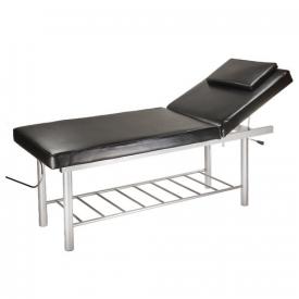Stół do masażu i rehabilitacji BW-218 czarny
